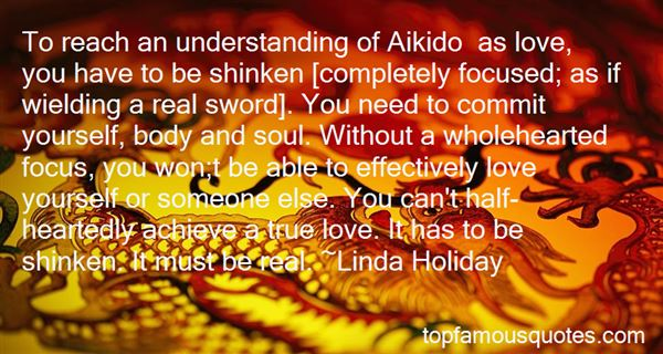 Quotes About Aikido