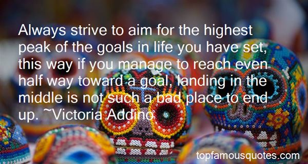 Quotes About Aim Of Life