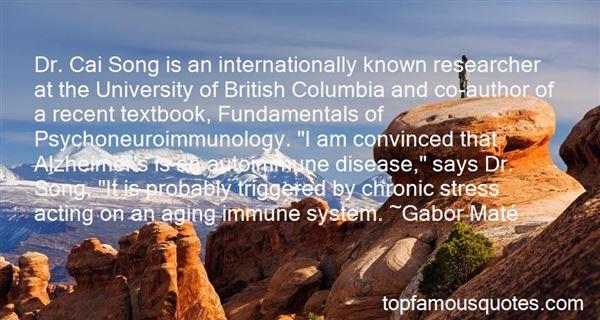 Quotes About Autoimmune Disease