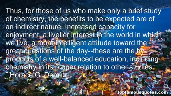 Quotes About Balanced Education