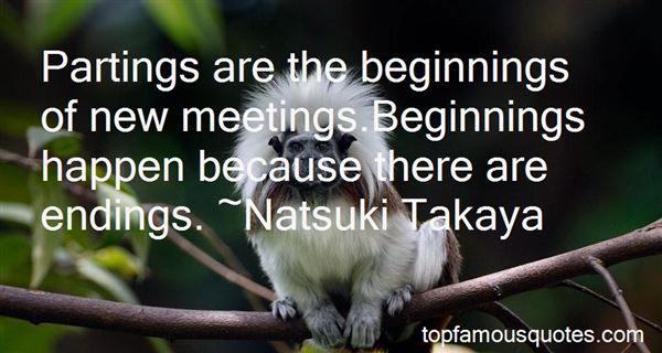 Quotes About Beginning New