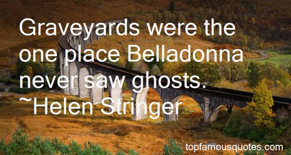 Quotes About Belladonna