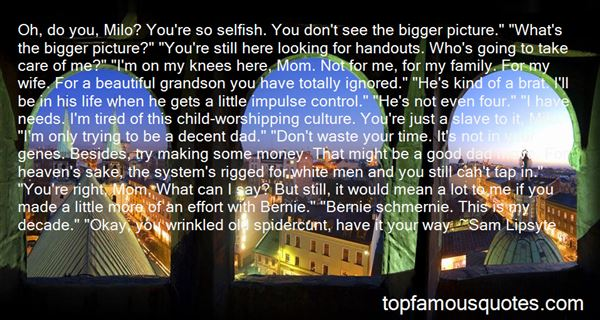 Quotes About Bernie