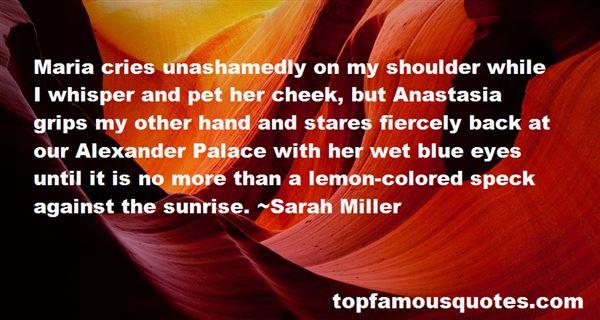 Quotes About Blue Color