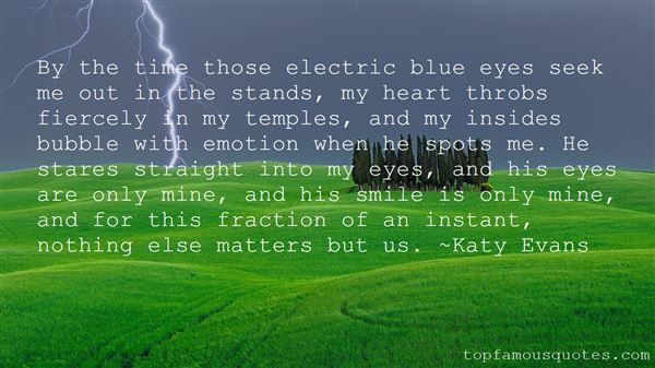 Quotes About Blue Eyes