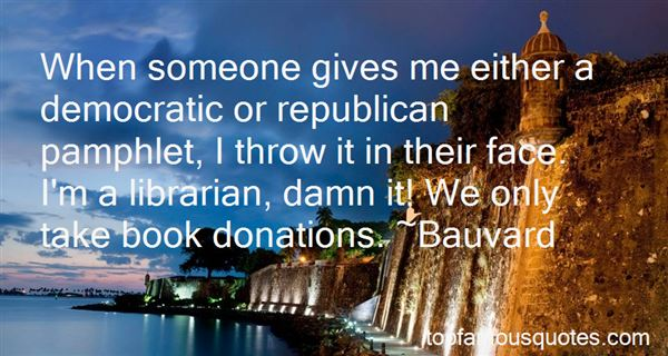 Quotes About Book Donation