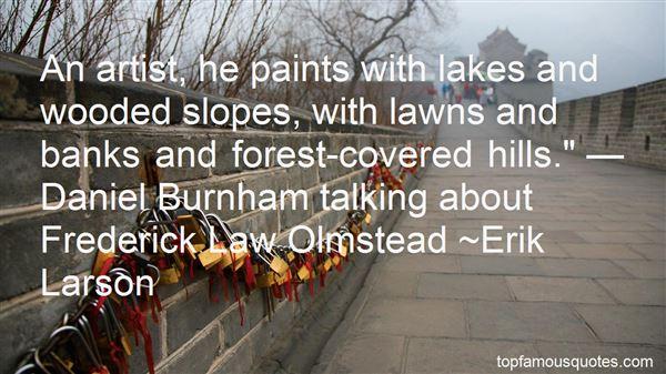 Quotes About Burnham