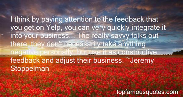 Quotes About Business Savvy