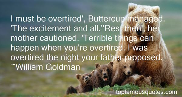 Quotes About Buttercup