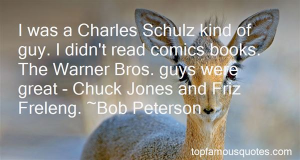 Quotes About Charles Schulz