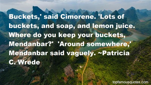 Quotes About Cimorene