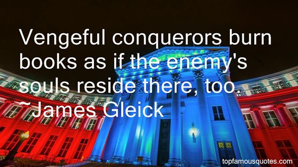 Quotes About Conqueror