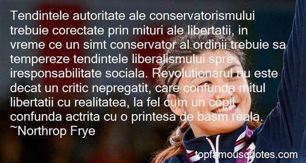 Quotes About Conservatorism