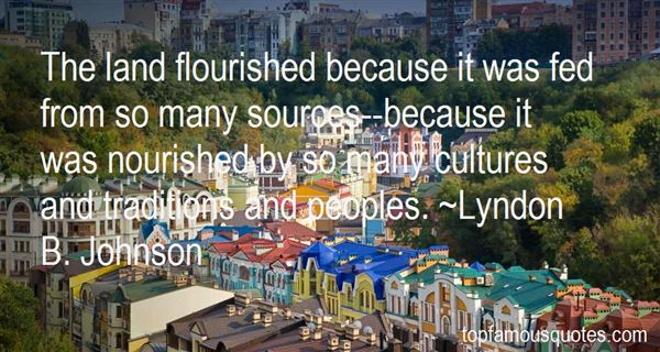 Quotes About Culture And Traditions