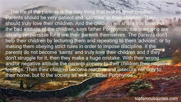 Quotes About Discipline A Child