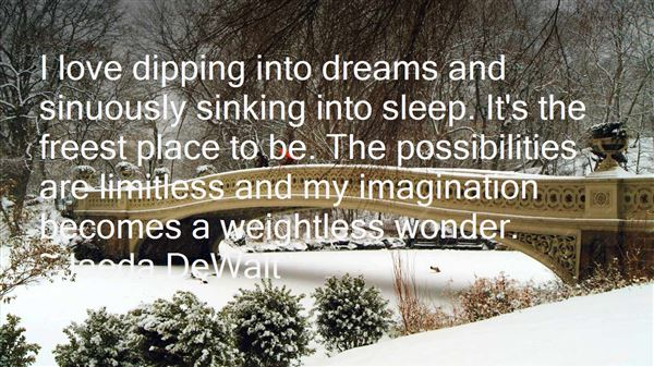 Quotes About Dreams And Possibilities