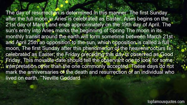 Quotes About Easter And Resurrection