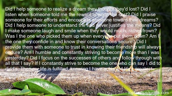 Quotes About Efforts And Success