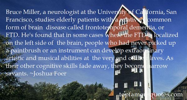 Quotes About Elderly Patients