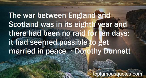 Quotes About England And Scotland