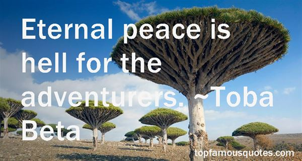 Quotes About Eternal Peace