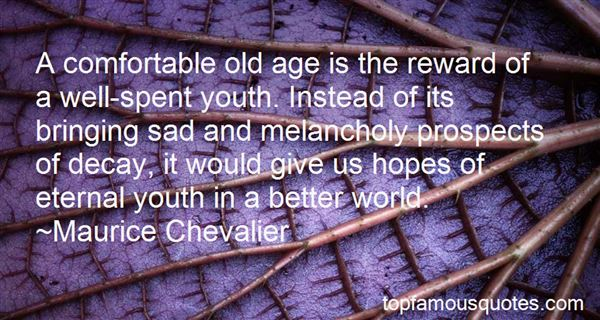 Quotes About Eternal Youth