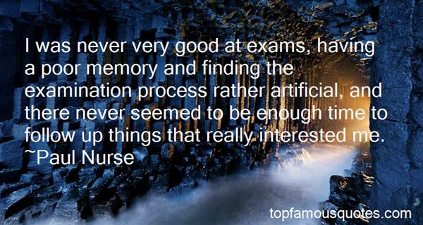 Quotes About Exams Time