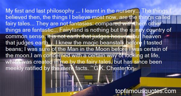 Quotes About Fairy Tales And Magic