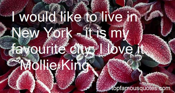 Quotes About Favourite City