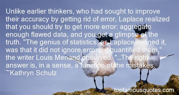 Quotes About Flawed Genius