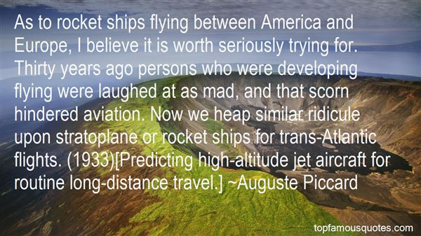 Quotes About Flying Aviation