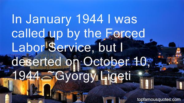 Quotes About Forced Labor