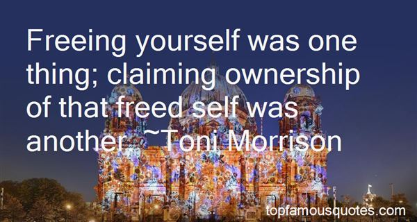 Quotes About Freeing Yourself