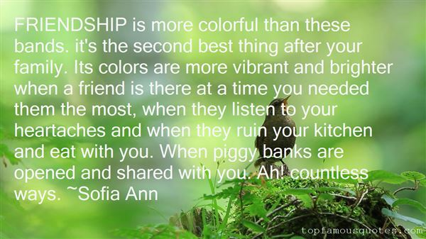 Quotes About Friendship Heartaches