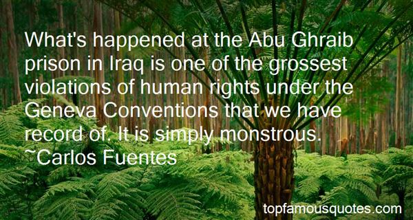 Quotes About Geneva Conventions
