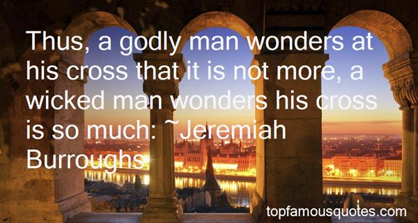 Quotes About Godly Man