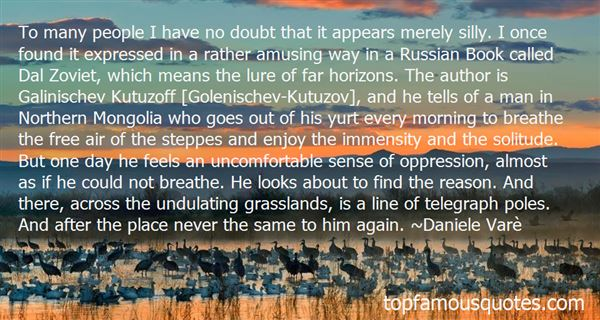 Quotes About Grasslands