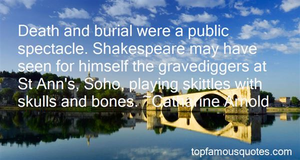 Quotes About Gravediggers
