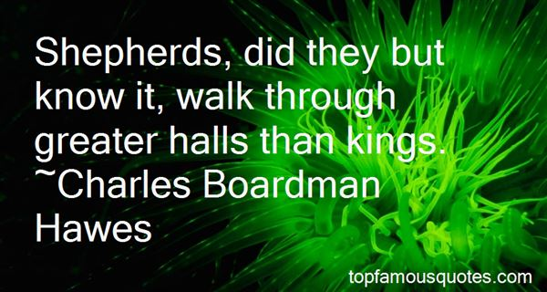 Quotes About Great Halls