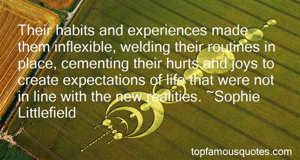 Quotes About Habits And Routines