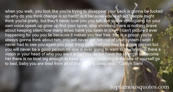 Hard Times In Love Quotes: best 20 famous quotes about Hard ...