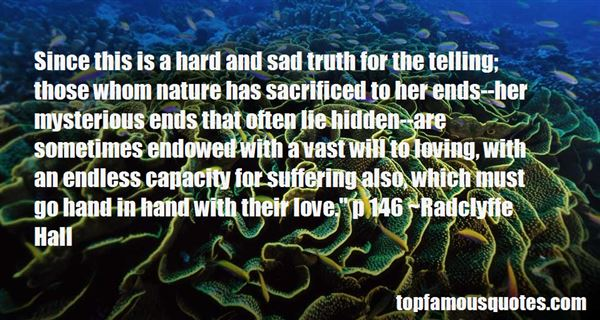 Quotes About Hard Times In Love