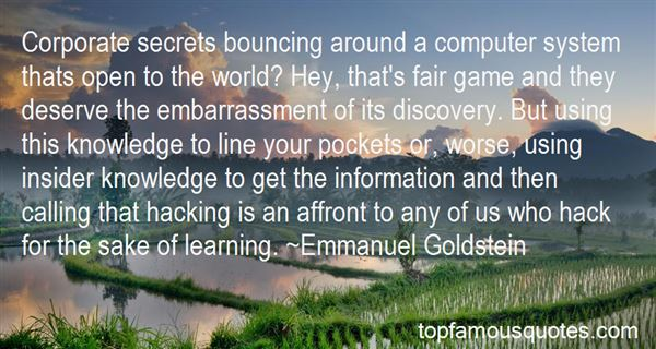 Quotes About Insider