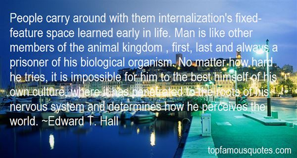Quotes About Internalization