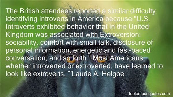 Quotes About Introverted