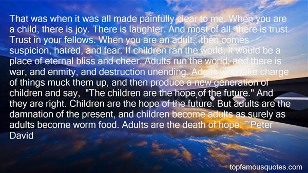 Quotes About Joy Of A Child