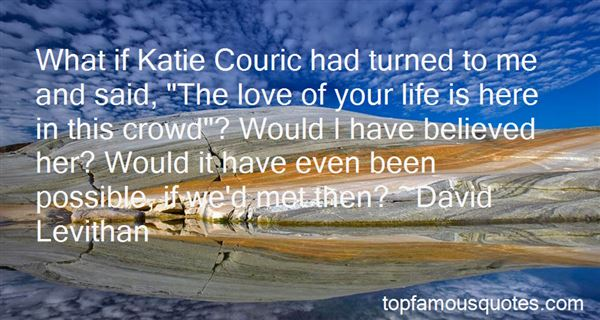 Quotes About Katie Couric