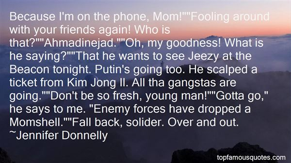 Quotes About Kim Jong Il