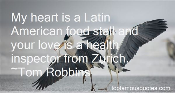 Quotes About Latin Food