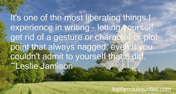 Quotes About Liberating Yourself